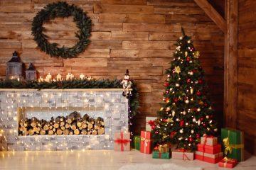 Decora tu casa para el invierno-guirnalda