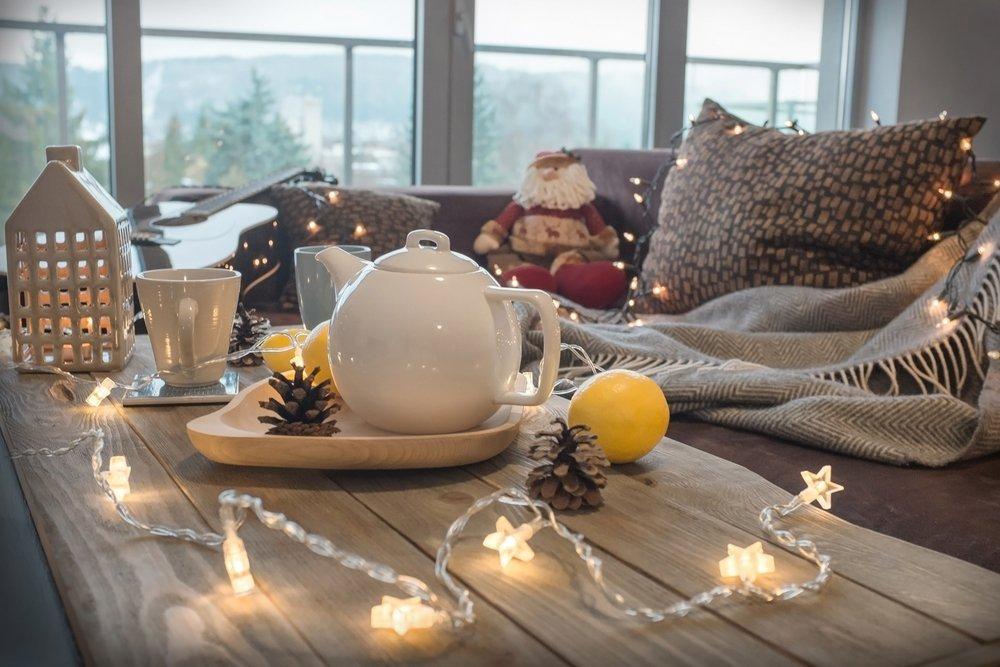 Decora tu casa para el invierno