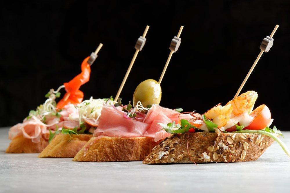 comer en Sant Andreu